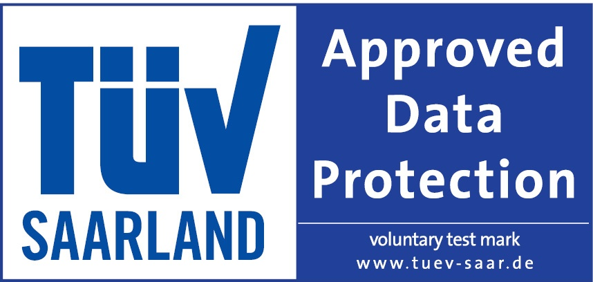 Approved Data Protection - TÜV Saarland